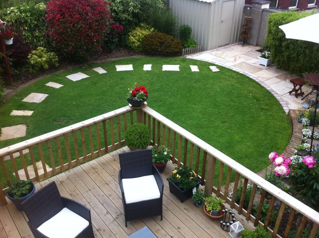 Full Garden Design Jim Eustace Landscaping