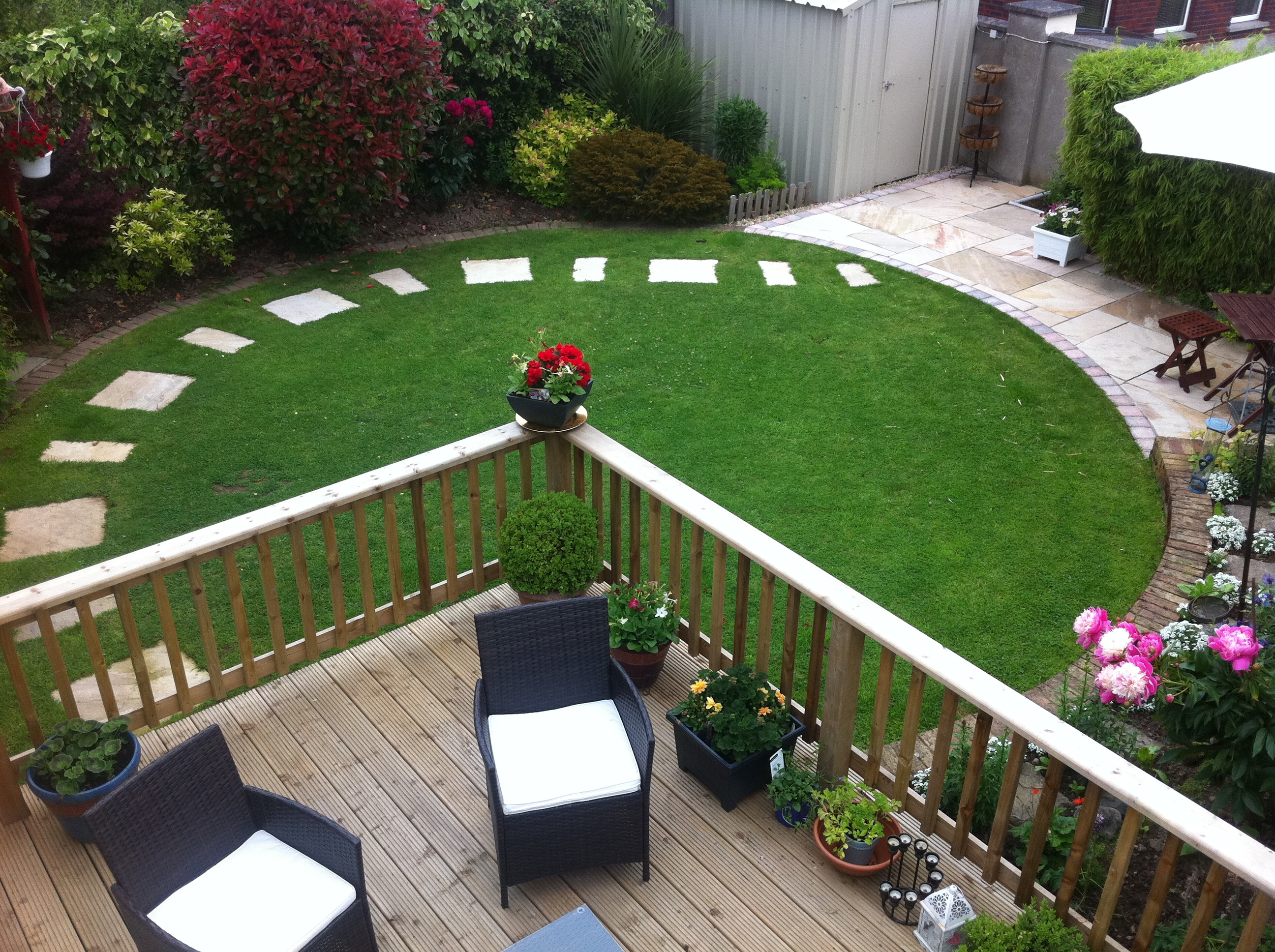 Landscaping Newbridge Kildare