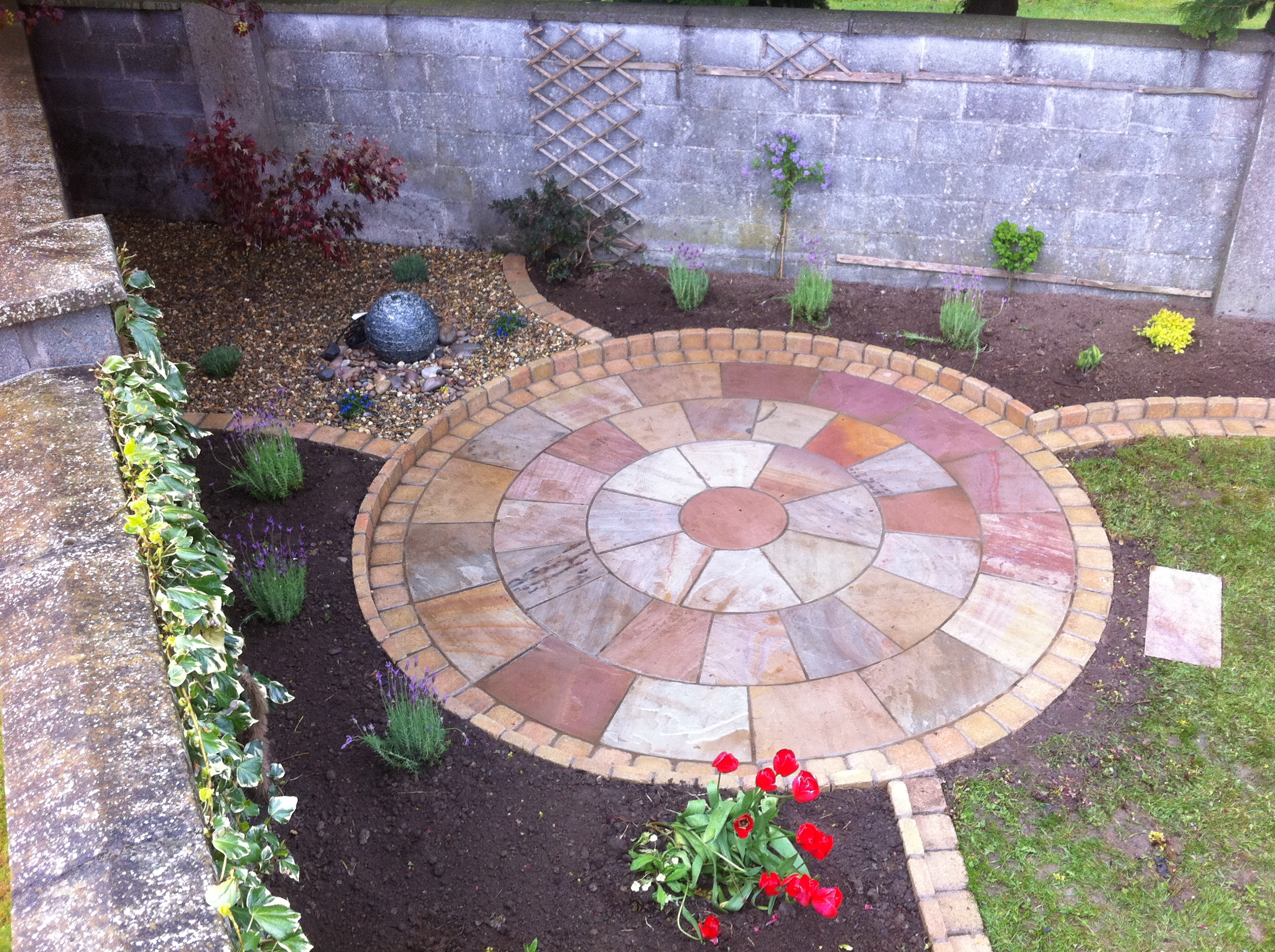 Landscapers Newbridge Kildare